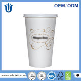 Double Wall White Cheap Paper Ice Cream Cup Coffee Cup