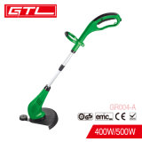500W Corded Electric Grass Cutting Tools String Trimmer, Grass Trimmer with Telescopic Handle (GR004-A)