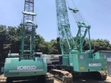 Japan Made Used Kobelco 7055 Crawler Crane, Good Quality P&H Truck Crane 50 Ton with Good Price for Sale