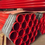 FM, UL Fire System Used Round Metal Carbon ERW Steel Pipe