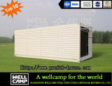 Wellcamp Modified Prefabricated 40` Luxury Shipping Container House