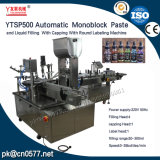 Ytsp500 Filling Capping with Labeling Machine for Smoke Oil