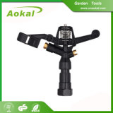 "Garden Metal Flexible 3/4""Female Watering Plastic Impulse Sprinkler"