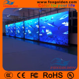 Indoor Digital P10 Full Color LED Display Light Weight