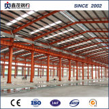 Easy Install and Assemble Prefabricated Steel Structure for Plant Building