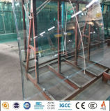 8mm Clear Falt and Curved Tempered Float Glass Price for Commercial Buildings