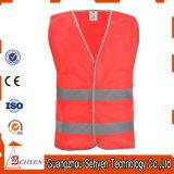 Custom High Visibility Mesh Vest Reflective Safe HIV Vest