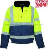 2018 Winter Men's Safety Jacket