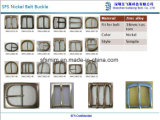 "Simple Pin Belt Buckles Fit 1-1/2"" Belts"