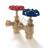 Brass Full Flow Boiler Drain Valve