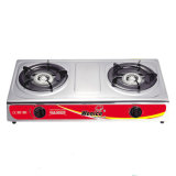 Double Head Energy-Saving Gas Cooker Stainless Steel Gas Stove
