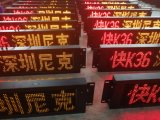 Outdoor LED Display Panel Board in Bus for Passenger
