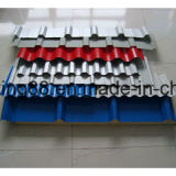 Color Coated Stainless Steel Roofing Sheet, Corrugated Stainless Steel Sheet