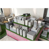 Germany Automatic Hydraulic/Paving Stone/Concrete Cement/Hollow Solid/Brick Block Making Machine Construction