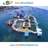Inflatable Commercial Water Park Floating Water Playground for Adults