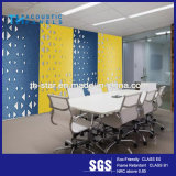 Top Supplier Pet Carved Acoustic Panel for Office Screen