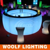 Battery Lighted LED Luminous Club Party Bar Furniture