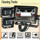 7inch Wired Cleaning Truck Rear View System with High Definition Camera (Mode:DF-7270172)