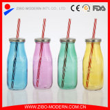 Glass Milk Bottles Wholesale Glass Bottles Colored Glass Milk Bottle Honey Milk Bottle
