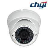 Outdoor CMOS IR Dome Network CCTV Camera
