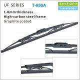 FT650A 2017 Super Plus Brand New Iran Iraq 405 207 Natural Rubber Refill Windshield Exclusive Speed Frame Pipe Wiper Blades