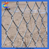 PVC Chain Link Wire Mesh Fence