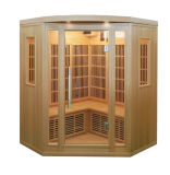 Fashionable Steam Sauna Infrared Sauna and Steam Combined Room, Sauna Room