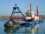 Cutter Suction Dredger (YS-300)