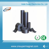 Isotropic Flexible Manufacturer Strong Roll Rubber Magnet with PVC