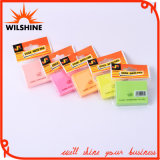 Cheap Sticky Note Pad with 4 Colors for Office Use (SN018)