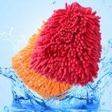 Chenille Cloth Wash Cleaning Glove, Mitt Microfiber Car Polish Mit