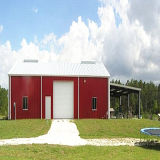 Prefabricated Steel Warehouse for Agriculture
