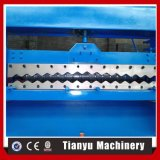 Steel Panel Roofing Corrugate Roof Sheet Cold Roll Forming Machine