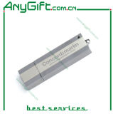 Metal USB Stick with Laser Engraved Logo 06