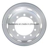 Tube Truck Steel Wheel Rims 8.5-24 for 12r24