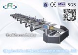 OSP Series Oval Automatic Screen Printer & Printing Machine