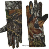 High Stretch Neoprene Camouflage Shooting Hunting Gloves with Finger