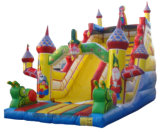 Genius Castle Standard Slide Bouncy Slide Inflatable Slide