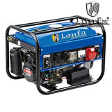 3kw 7HP Portable Gasoline Generator Set for Sale