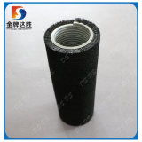 Rotary Long Spiral Coil Brush Rollers