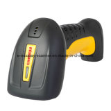 2D CMOS Bluetooth Wireless Industrial Rugged Barcode Scanner for Andorid and Ios with Ce/FCC/RoHS (Icp-E1202)
