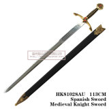 The Crusades Swords Medieval Swords Decoration Swords 113cm HK81028au