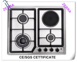 Electric + Gas Hob Home Appliance Kitchenware (JZS4006AE)