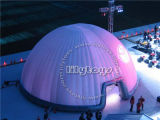 Wholesale Best Price Large Inflatable Lounge Dome Tent Inflatable White Dome Tent for Event