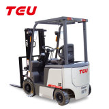 China Famous Brand Teu 1.5t Electric Forklift Truck Good Price
