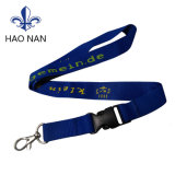 2017 Custom Printed Logo Fashion Lanyard