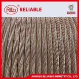 CCS Wire Copper Clad Steel Strand Wire (It is used in telephone wire, CATV cable, pipe insulation wire)