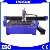 1530 Automatic Square Pipe Plasma Cutting Machine Circle Tube Table CNC Plasma Cutter with Best Price