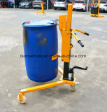 Factory Exporter 350kg Hydraulic Oil Drum Carrier, Manual Wholesale Drum Carrier Price