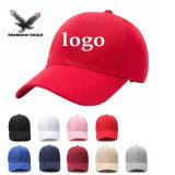 Promotional Custom Cheap Logo Printed Embroidery Sporting Cotton Baseball Cap
